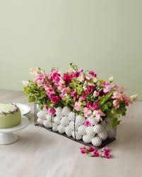 Easter Decorations For Home Spring Decorating Ideas Flower Arrangements Table Centerpieces
