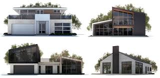 House Plans  House Designs - Modern contemporary home designs