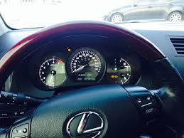 lexus rx dash warning lights my first lexus bought today lots of issues 2006 gs430