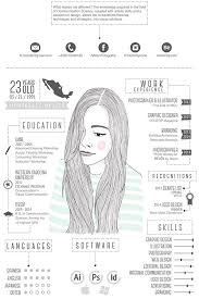 Carterusaus Marvellous Images About Infographic Visual Resumes On         Infographic Visual Resumes On Pinterest With Lovable My Cvresume On Behance With Astonishing Generic Resume Template Also Professional Sales Resume In