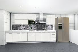 kitchen cabinets black and white kitchen design replacement