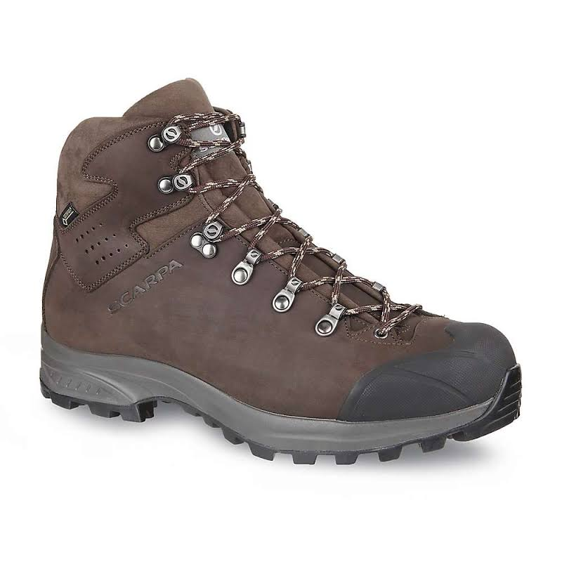 Scarpa Kailash Plus GTX Backpacking Boots Dark Coffee Wide 46 61061/200.3-Dkcof-46
