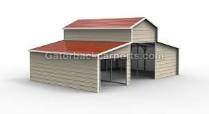 Carport Styles by Carports Arkansas Carports Ar Metal Carports Ar Gatorback