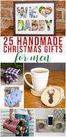 25 handmade christmas gifts for men handmade christmas gifts