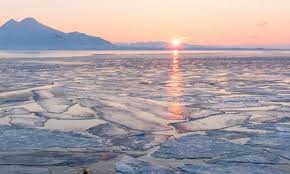 Could a      bn plan to refreeze the Arctic before the ice melts really work