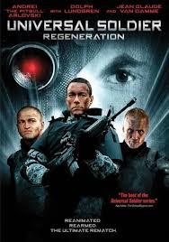 Soldado Universal: Regeneracion
