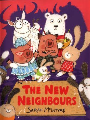 Image result for the new neighbours sarah mcintyre