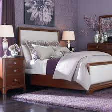 Purple Bed Sets by Bedroom Artistic Purple Bedroom Ideas With Charming Flower