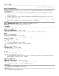 academic advisor resume sample professional mental health counselor templates to showcase your resume templates mental health counselor