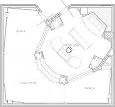 Recording Studio Floor Plans Spaces