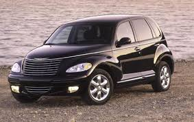 2005 chrysler pt cruiser information and photos zombiedrive