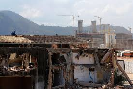 the olympics are screwing rio de janeiro u0027s poorest citizens out of