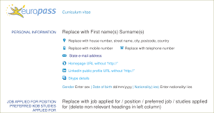 Professional Profile On Resume How To Put Linkedin On Resume Resume For Your Job Application