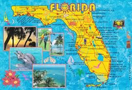 Map Florida Gulf Coast by Flordia Map Florida Map Florida Map Airports Spainforum Me