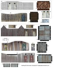 House 3d Model Free Download by Haunted House Paper Model Free Paper Toys And Models At