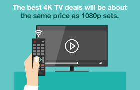 black friday deals tvs black friday tv predictions 2017 4k prices will be almost as