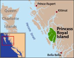 Princess Royal Island