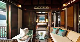 pangkor laut island resort room interior home design and home