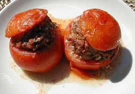 Tomatas farcidas per Danièl Séré dans Cosina