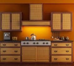 Kitchen Cabinets Inside Kitchen Room Bamboo Kitchen Cabinet Doors Oahefrs Com Corirae