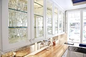 Kitchen Cabinet Doors White Update Kitchen Cabinets With Glass Inserts Hgtv Regarding
