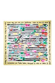 Desigual Home Decor by Desigual Marine Square Scarf From Toronto By Eye On Fashion