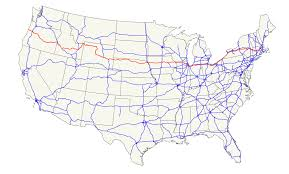 Wyoming Map Usa by U S Route 20 Wikipedia