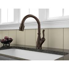 delta faucet 9178 sp dst leland spotshield stainless pullout spray