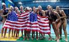 U.S. women win 1st gold in Olympic water polo | Sports | Seattle ...