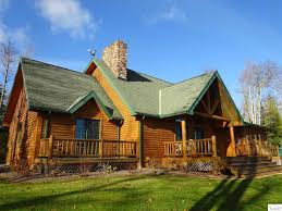 Log Home For Sale Ashland County Wisconsin Log Homes For Sale