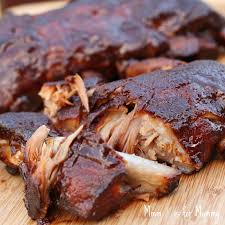 easy barbecued ribs u2014 mmm is for mommy