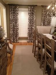 dining area rug size gallery dining