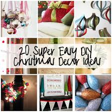 diy christmas home decorations u2013 happy holidays