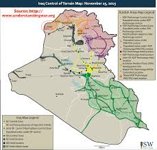 Iraq Syria Map by Superb Maps From The Institute For The Study Of War Isw And The