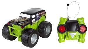 grave digger monster truck song amazon com wheels radio control monster jam grave digger