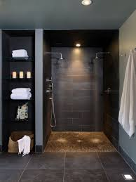 Creative Bathroom Decorating Ideas Bathroom Black White Bath Tub Tile Beautiful Blue And Excerpt Idolza