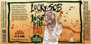 Flying Dog Lucky SOB Irish Red Ale six-packs make debut | BeerPulse