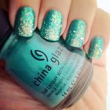 ponad 25 świetnych pomysłów na pintereście na temat turquoise nail