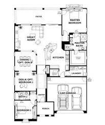 Home Floor Plan Layout Trilogy At Vistancia Cartagena Floor Plan Model Home With Casita