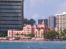 Map Of Waikiki Hawaii Wedding And Everything To Do Afterwards Hotels