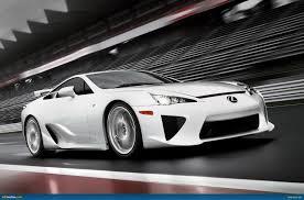 lexus lfa price australia ausmotive com lexus to send five lfa supercars down under