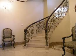 Wood Decor by Steel Staircase Railings Interior Stair Railing Ideas Metal Stair