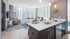 One Bedroom Apartments Chicago Tour A 2 Bedroom 2 Bath Model At The Luxurious New Mila
