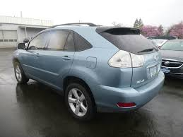 2006 lexus rx400h ultra premium blue lexus in oregon for sale used cars on buysellsearch