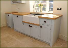 Kitchen  Freestanding Kitchen Sink Kitchen Decorations Amazing - Kitchen sink cupboards