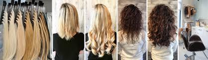 Human Hair Glue In Extensions by Hair Extensions Hair Extensions For Thinning Hair