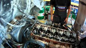 iveco cursor 13 engine 440hp youtube