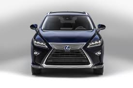 lexus suv with third row 2016 lexus rx review youtube