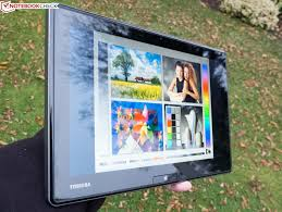 review toshiba wt310 tablet notebookcheck net reviews