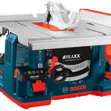 Bosch Table Saw Parts by Sawstop Files Trade Complaint To Block Bosch Reaxx Saw